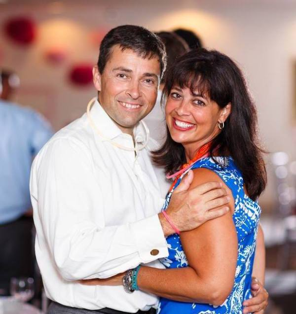 Jeff and Linda Gaura