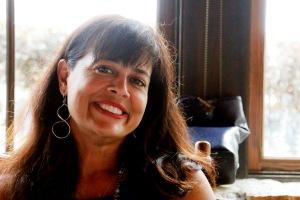 Linda Gaura, the faith, food and fitness teacher.