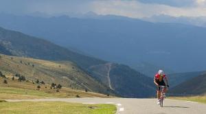 Jeff Gaura Pyrenees challenge
